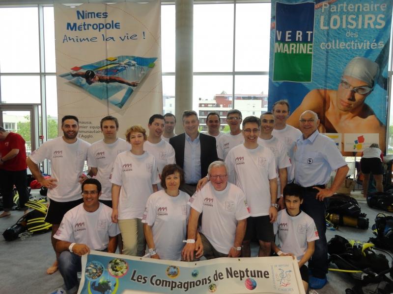 Meeting international Nîmes 2014